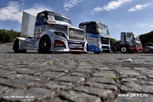 Kamion EB. - Hungaroring 2016