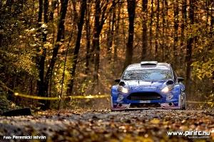 IV. Miskolc Autó Ózd Rally  2016