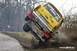 Szilveszter Rallye 2015
